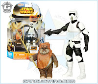 Boba Fett Biker Scout Luke SW Saga Missions 1984 1985 action figures Star Wars toys Kenner Hasbro スターウォーズ おもちゃ