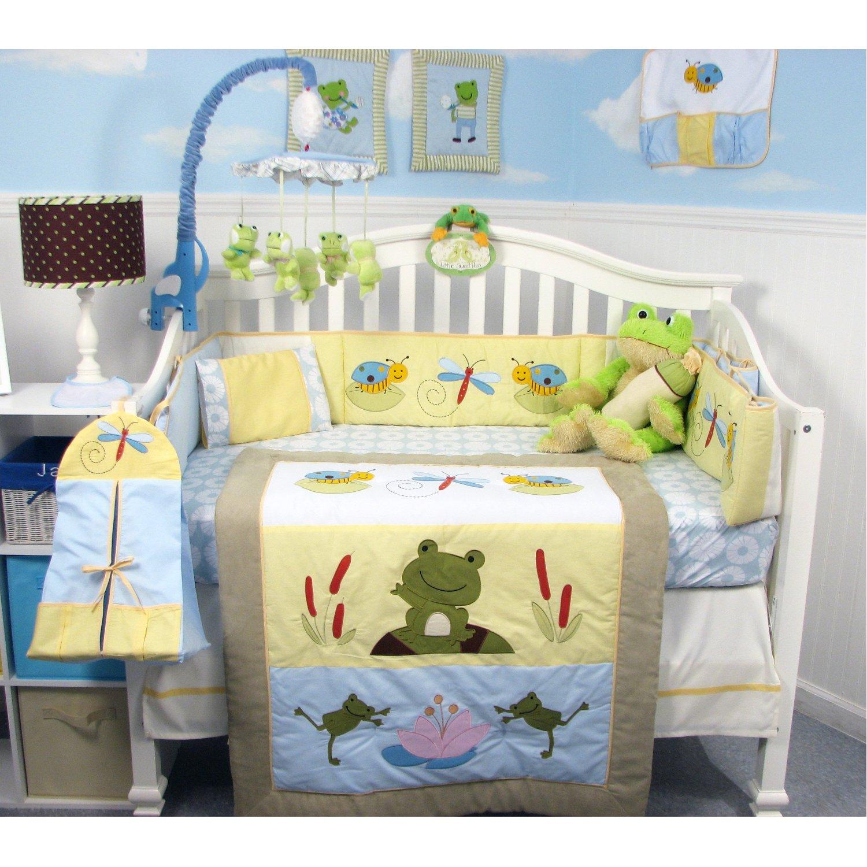 Nursery Room Ideas: Animal Nursery Theme Series 1