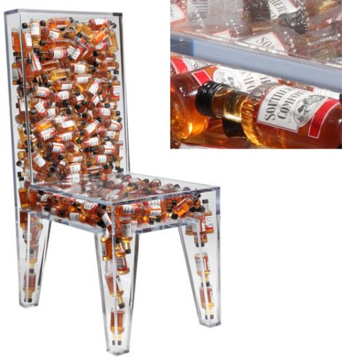 Amazing furniture of junk things sawpedia - Cool stuff made from junk ...