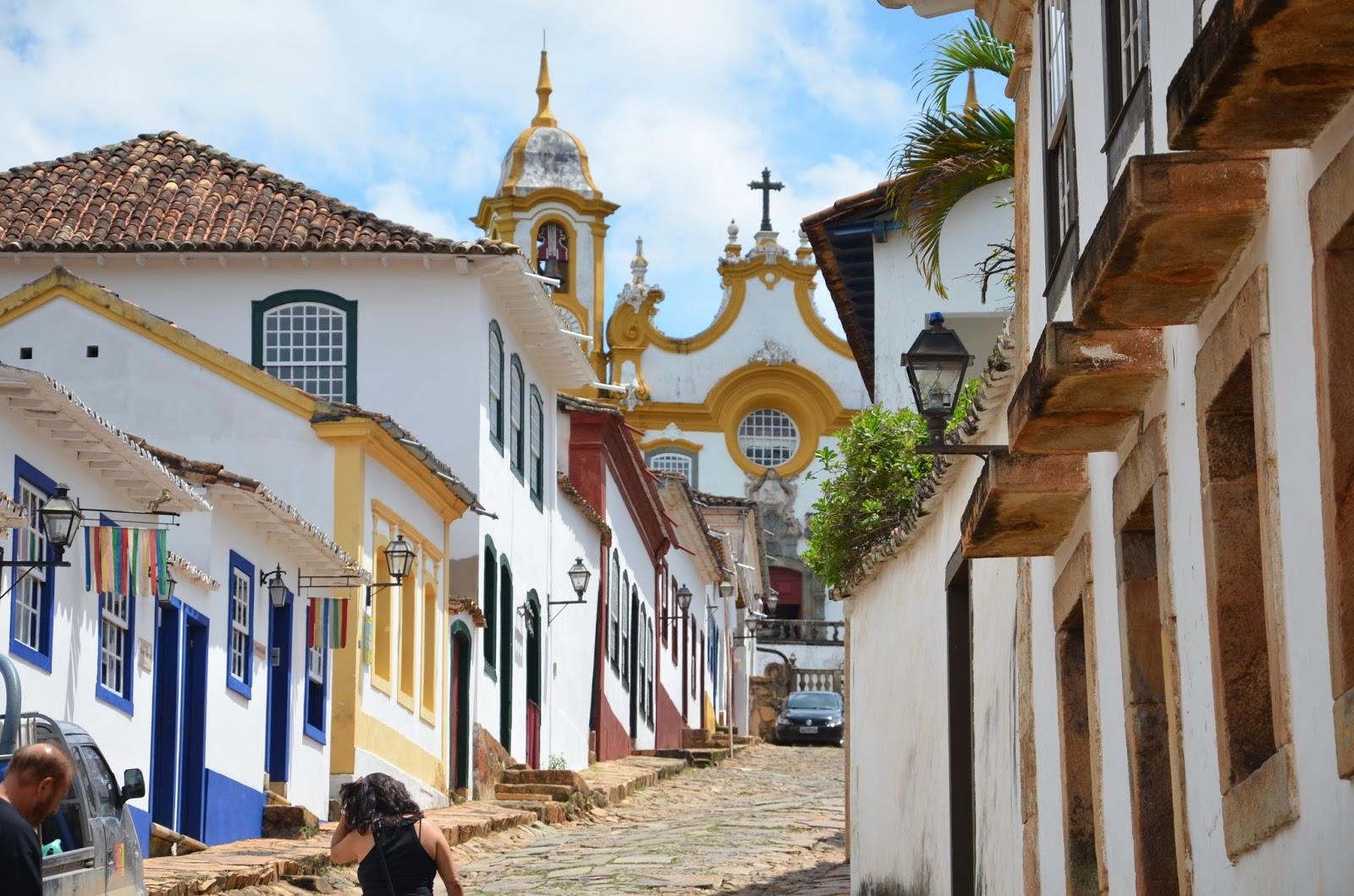 Tiradentes tem um dos mais belos conjuntos arquitetônicos de Minas