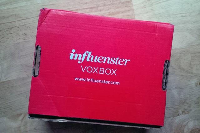 Influenster Jolly Vox Box December 2013