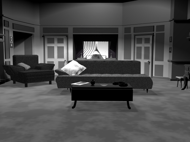 Nice I Love Lucy Living Room . Part 6