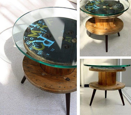 Pin by man ur on muebles reciclados pinterest - Muebles de madera reciclados ...