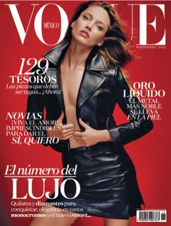 <b>Vogue México Nov 2015</b>