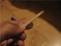 Experimentos Caseros palillos mágicos