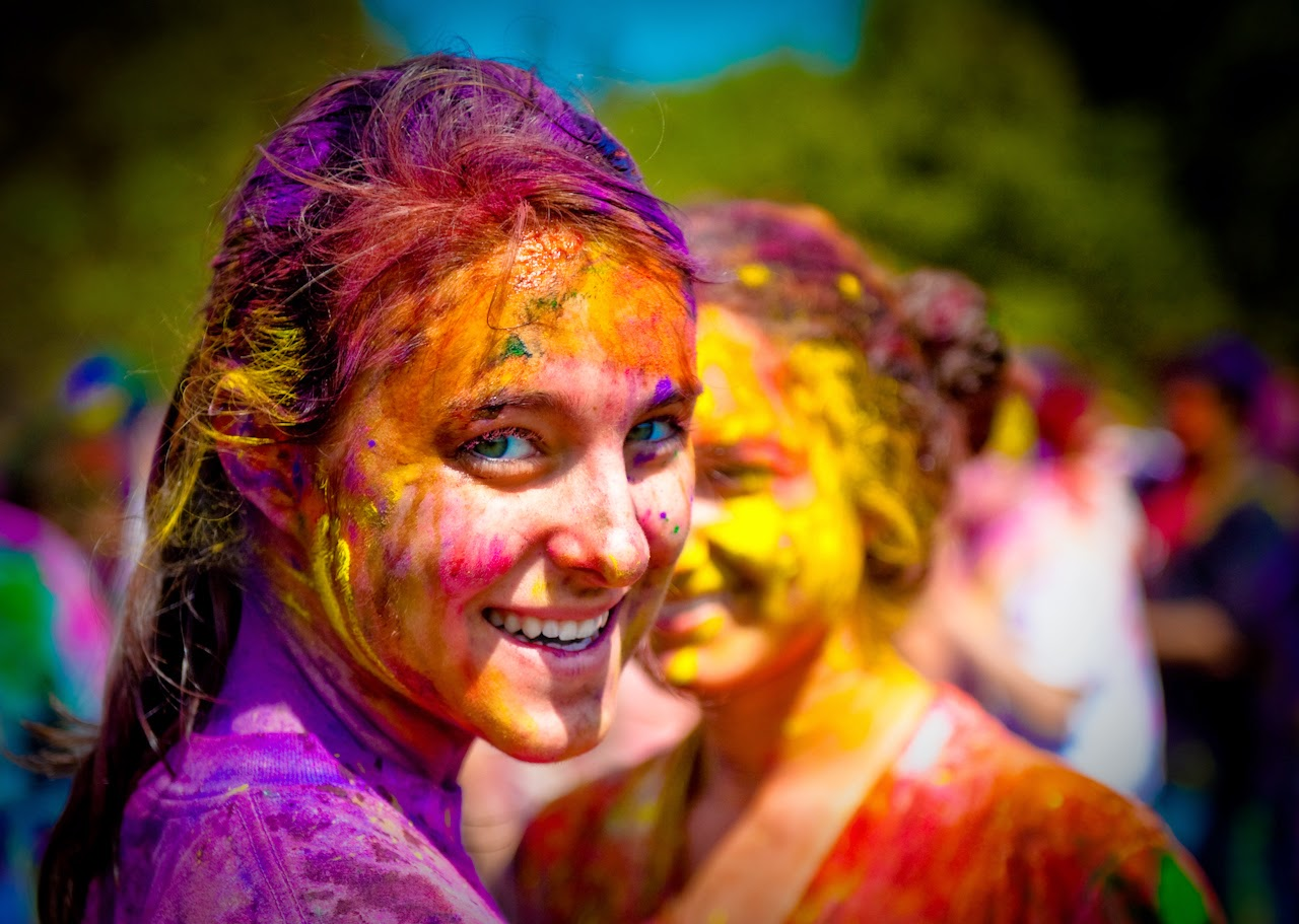 Happy Holi 2015 Sexy Wallpaper Images