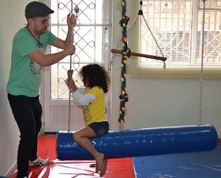 terapia de coordinacion, balance y fuerza