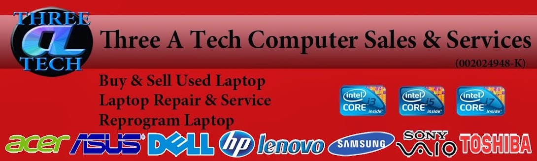 Three A Tech Computer Sales and Services