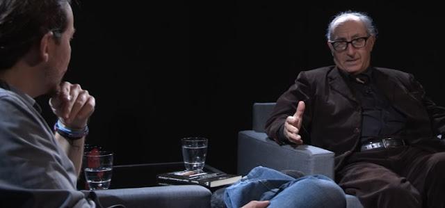 Vicenç Navarro entrevistado por Pablo Iglesias