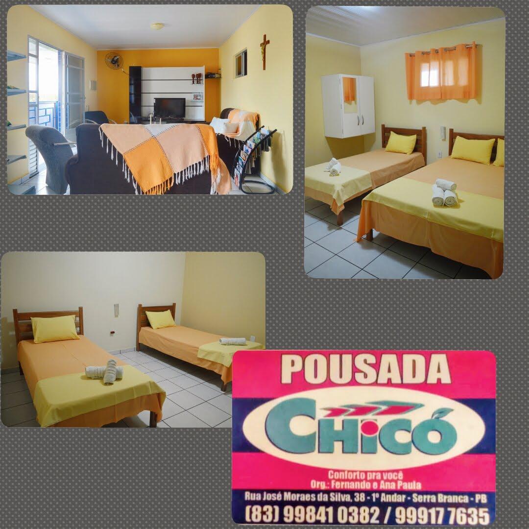 Pousada Chicó - Serra Branca/PB