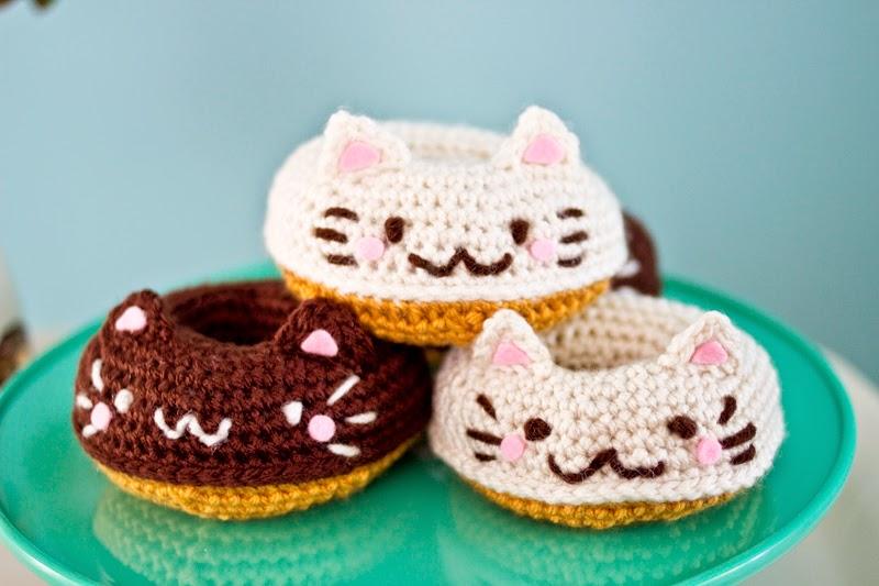 Mini Donuts Amigurumi : Illuminate Crochet: April 2014