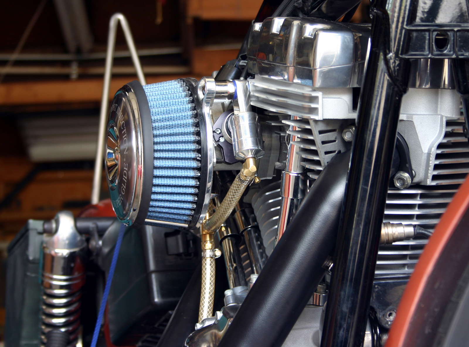 Doherty Air Cleaner : Ws style air cleaner cover page harley davidson forums