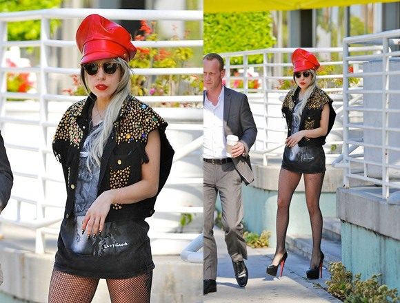 Lady Gaga Born This Way Jacket. Earlier this week, Lady Gaga