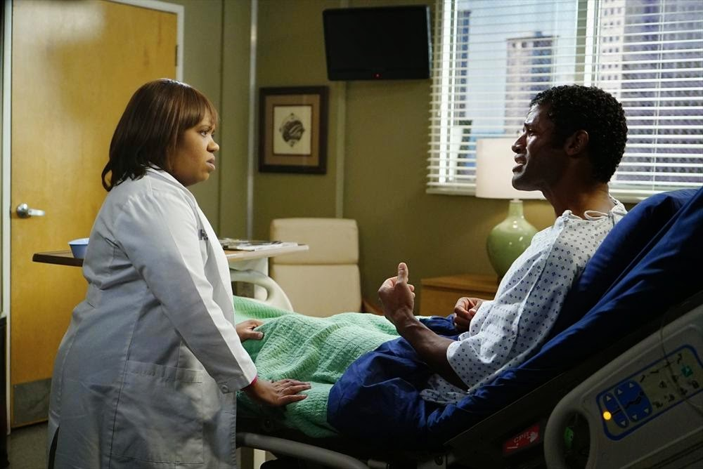 POLL : Favorite Scene from Grey's Anatomy - The Great Pretender