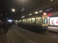 tram de Zurich