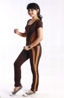 Model Baju Olahraga Wanita terbaru 2016 Fashion yang Nyaman