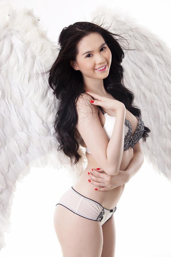 Ngoc Trinh in beautiful underware - Viet Nam Bikini Model - 1000 asian ...