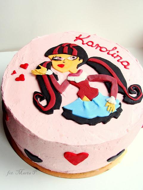 Przegląd tortów - dekoracje 3
