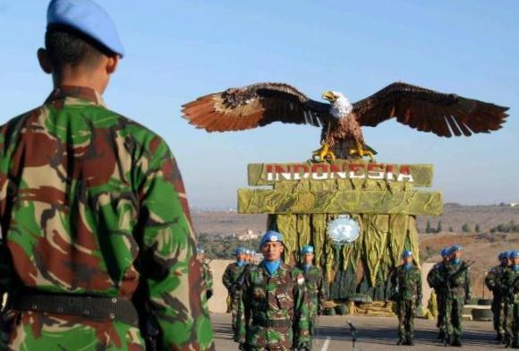 Monumen Garuda Indobatt