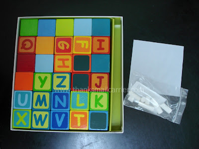 HABA Letter Blocks review