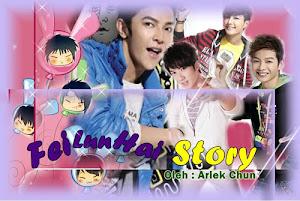 """Fanfiction - Fei Lun Hai Story ----> Lagi-lagi Tumpang Tindih"""""""