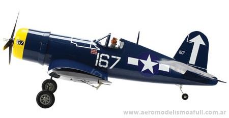 Corsair 50 ARF de Hangar 9