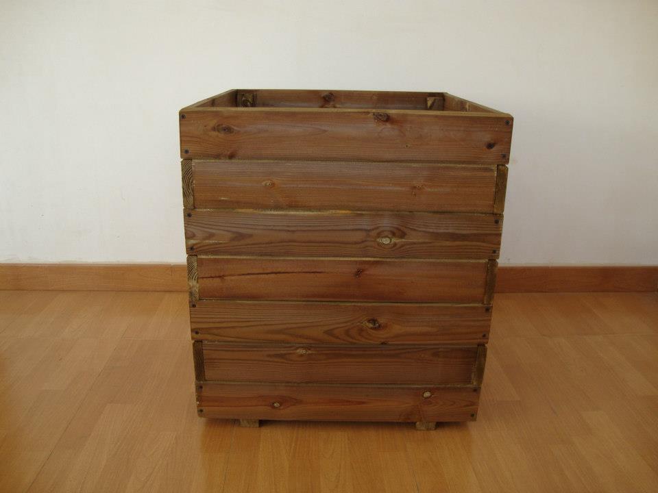 Maceteros para el exterior - Maceteros de madera para exterior ...