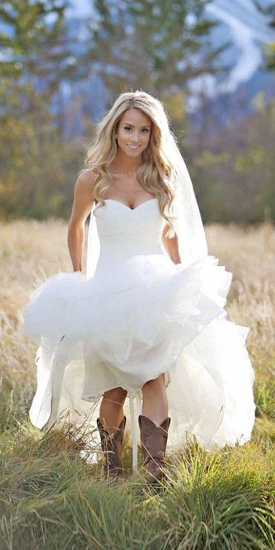 Astonishing Wedding Dresses