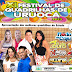 GOVERNO DE URUOCA DIVULGA AS BANDAS OFICIAIS E ARTE DO XI FESTIVAL DE QUADRILHAS