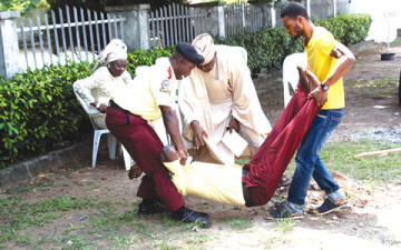 LASTMA Official Who Slumped On Traffic Duty His Dead