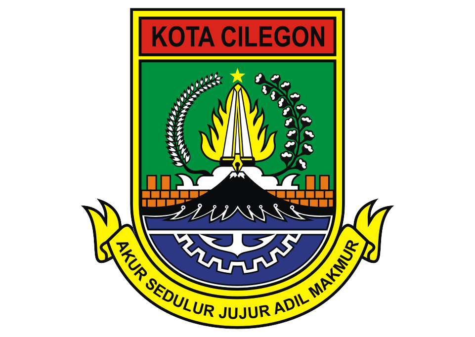 Kota Cilegon Logo Vector download free