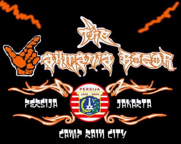 Aan Macan Kemayoran Gambar Logo The Jakmania To Persija