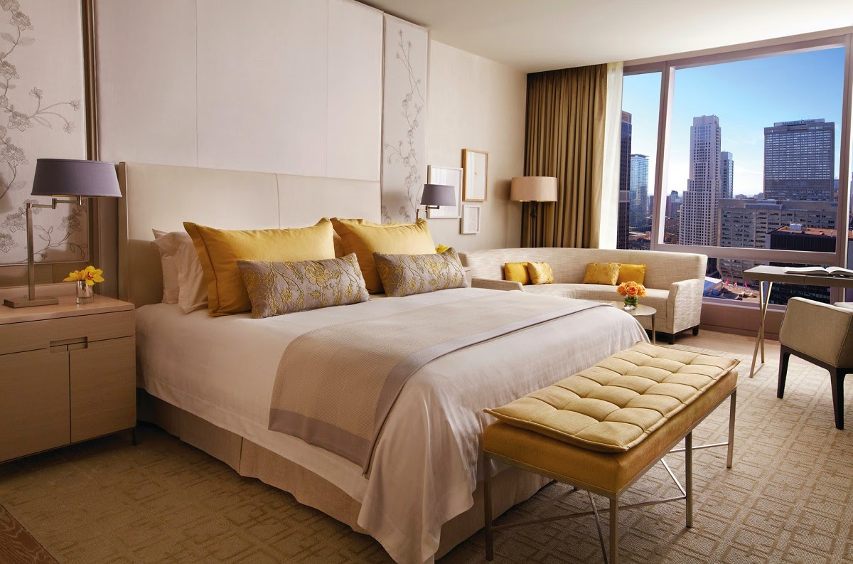Passion for luxury four seasons hotel toronto canada for 5 star bedroom designs