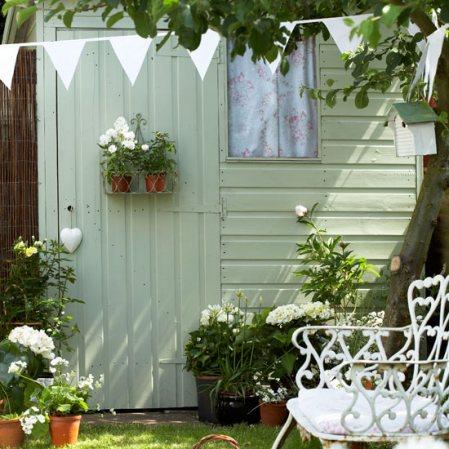 Mmel mi marrano estrena lazo jardines y porches vintage - Porches y jardines ...