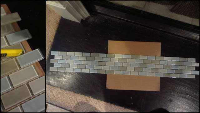 how to cut glass tile manually