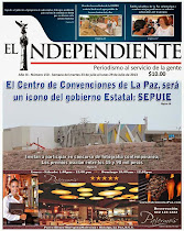 Contraportada El Independiente No. 150