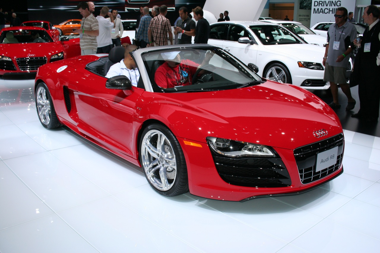 audi r8 cars audi r8 spyder. Black Bedroom Furniture Sets. Home Design Ideas