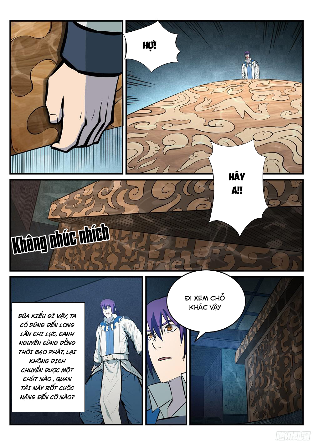Bách Luyện Thành Thần Chapter 215 - Hamtruyen.vn