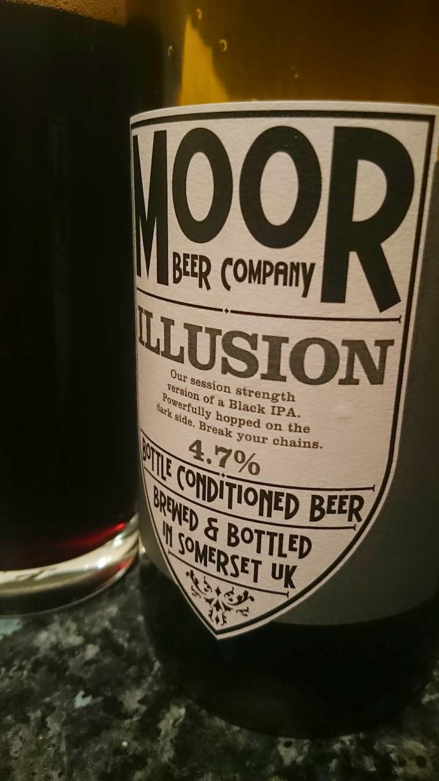 Moor Beer Company Illusion