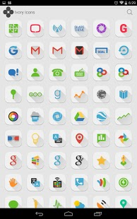 Download Ivory - Icon Pack APK v1.0.5 free