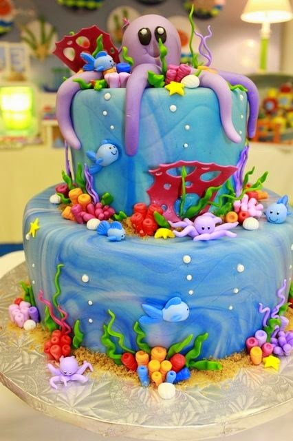Birthday Cake Design Ideas