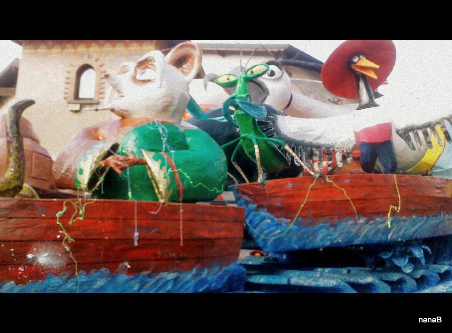 Carnevale di Erbusco 2013