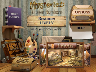 Mysteriez: Hidden Numbers [FINAL]