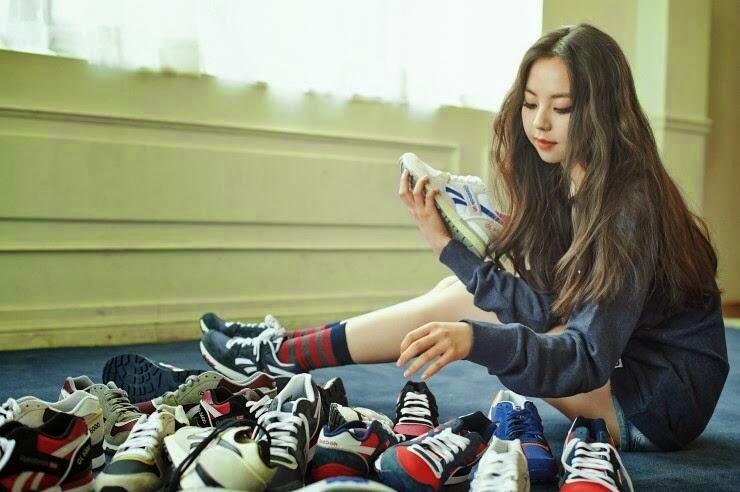 Sohee - Reebok CF