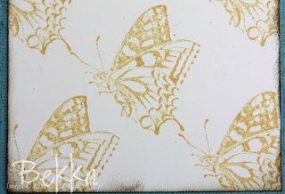 Nature Walk Butterfly Paper