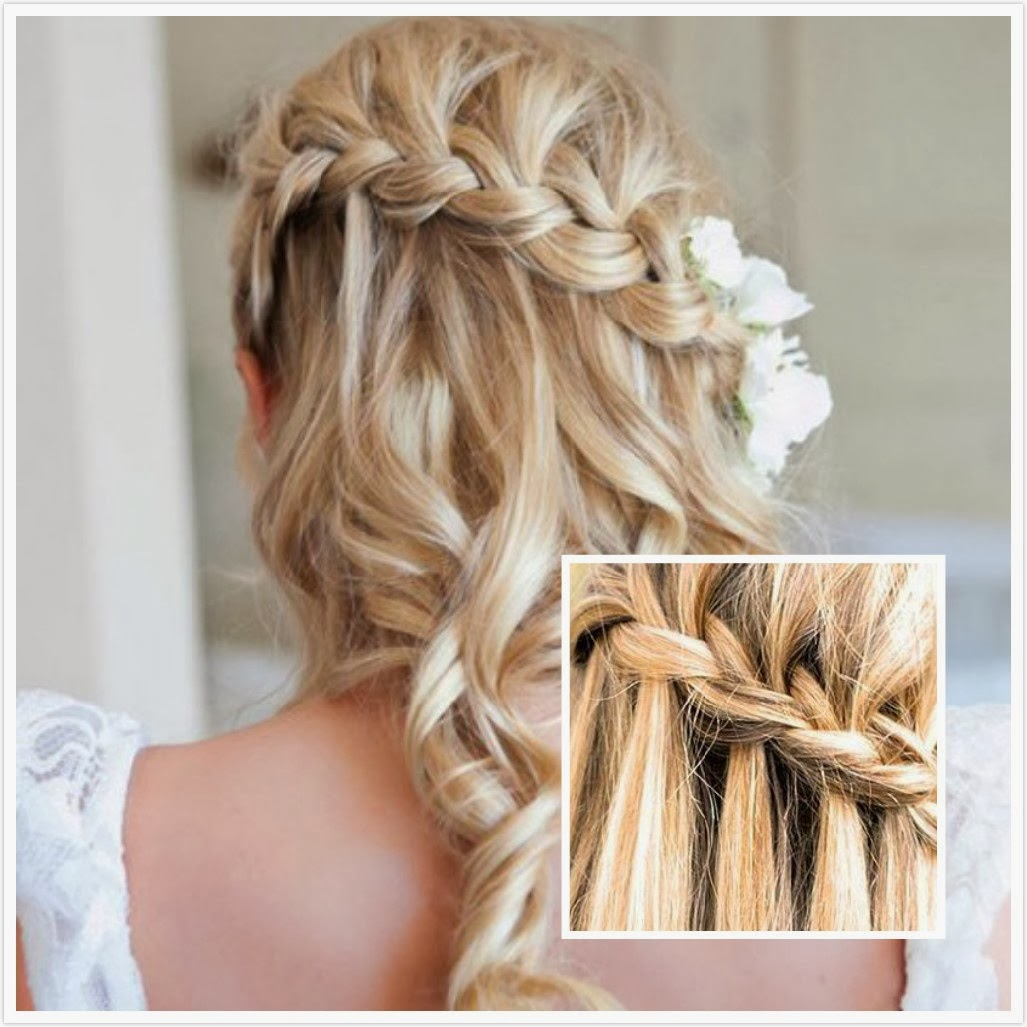 hairstyles for long hair for prom