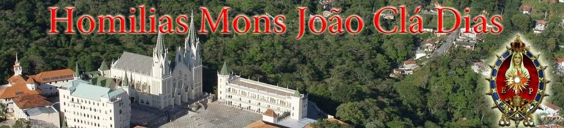 Sermões do Mons. João Clá Dias
