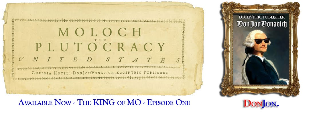 Moloch the Plutocracy