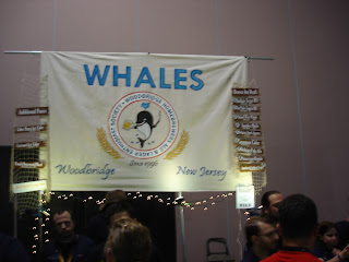 WHALES booth