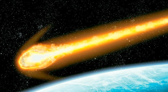 Μετεωρίτες σε απόσταση... αναπνοής: σε Βρετανία, Γαλλία πύρινες μπάλες στον ουρανό, ακούγονταν κρότοι [βίντεο]